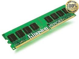1GB(1GB) DDR2-800 PC2-6400 Non-ECC Desktop PC Memory (RAM) 240-pin