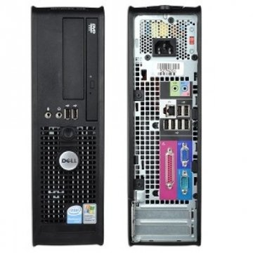 DELL 745 DESKTOP Intel(R) Core(TM)2 Duo E4400 @ 2.00GHz 2GB 80 HD DVD-R CON WINDOWS 7 PRO GARANZIA 180 GIORNI