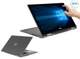 "DELL Inspiron 5578 2.70GHz i7-7500U 15.6"" 1920 x 1080Pixel Touch screen Nero, 8GB 1TB Grigio Ibrido (2 in 1)-Windows 10 pro garanzia 12 mesi"