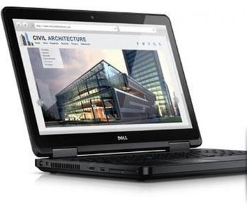 "DELL Latitude E5540 I5-4300U 15.6"" 4GB -500HD 3.0 GX MAX TURBO DVD-RW-FULL HD WIFI-WEBCAM WINDOWS 10PRO"