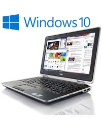 "DELL Latitude E6320 2.5GHz i5-2520M 13.3"" 4GB-320 HD  dvd-rw-wifi-webcam con windows 7-10 pro"