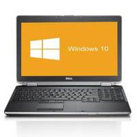 DELL Latitude E6430s 2.9GHz i5-3380M 4gb-500 hd dvd-rw webcam-windows 7-10 pro garanzia