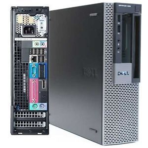 DELL OPTIPLEX 960 SFF Core 2 Duo 3.0GHz 4GB 160GB DVD di Windows 7 Pro a 64 bit
