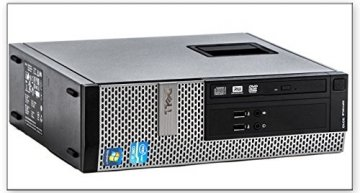 DELL OptiPlex 3010 3.3GHz i3-2120 SFF 4GB-128SSD SAMSUNG DVD-WINDOWS 7-10 PRO