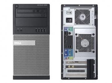 DELL OptiPlex 9020 3.3GHz i5-4590  Intel® Core™ i5 di quarta generazione Nero PC 16 GB-2TB HD WIFI-WINDOWS 10 PRO-GARANZIA 24 MESI