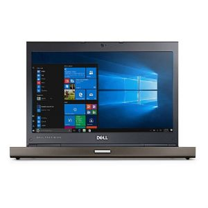 "DELL Precision M4600 Nero 39,6 cm (15.6"") 3.2GHz max turbo Intel® Core™ i7 -2720QM 8gb 500 hd-windows 7-10 pro-Garanzia 12 mesi"