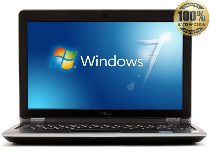 Dell E6220 i5 250 GB 4 GB Win 7 Pro DVD-RW