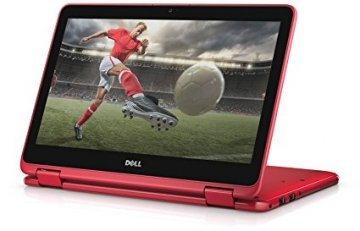 Dell Inspiron 11 3162 11.6-inch Laptop (Celeron N3060 2GB-32GB) eMMC Storage-Touch screen  /Windows 10 Home
