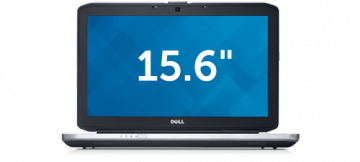 "Dell Latitude E5530-15.6"" - i5-3230-3340 4 GB RAM - 320 HD WIFI-CON WINDOWS 7 PRO 15.6 (3° GENERAZIONE)"