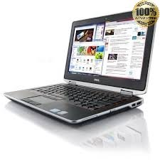 "Dell Latitude E6320 - 13.3"" - Core i5 2520M -CON WEBCAM -WIFI con Windows 7 Pro  a 64 bit - 4 GB  250 HD DVD  GARANZIA 180 GIORNI"