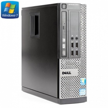Dell OptiPlex 7010SFF  Desktop Computer - Intel Core i7 3770 3.40 GHz 8GB -500HD  DVD-RW-WINDOWS 7-10  PRO -12 MESI DI GARANZIA