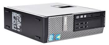 Dell OptiPlex 9010 Desktop Computer - Intel Core i7 i7-3770 3.40 GHz 8GB 256SSD DVD-WINDOWS 7 PRO -12 MESI DI GARANZIA