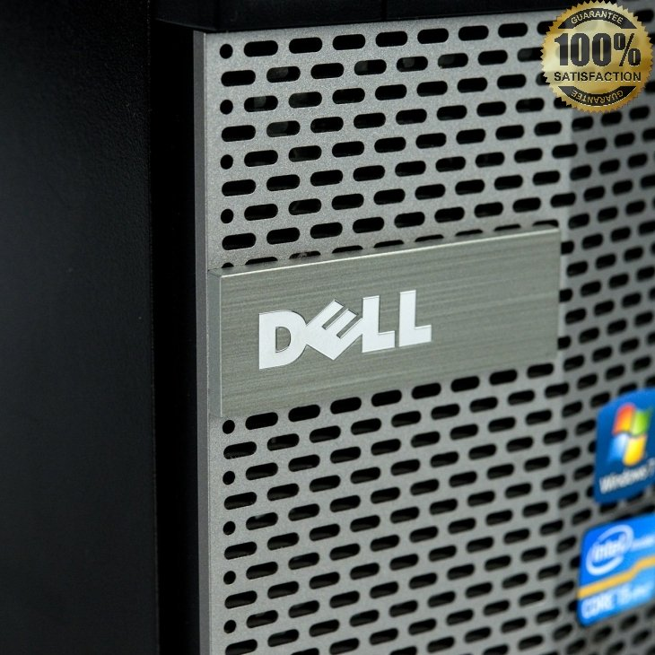 Dell Optiplex 7010 SFF Intel Core i5-3470 3.2GHz 8GB 500GB Win 7 Pro