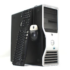 Dell Precision T5400 64bit Computer Workstation (Intel Xeon Quad Core E5410 8GB 1TB TOWER CON WINDOWS 7 PRO PROFESSIONAL.