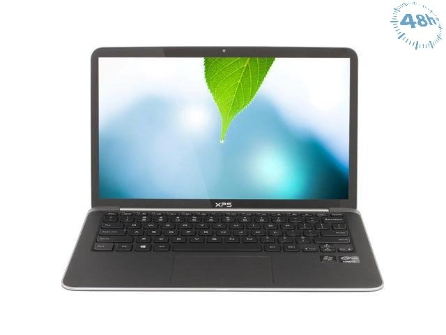 "Dell XPS 13 L322X 13"" Ultrabook PC - Intel Core i5-3437U 1.9 GHz 4GB 128GB SSD Windows 7-10 Professional -Garanzia 12 mesi"