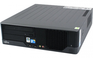Fujitsu ESPRIMO E7936 3.16GHz E8500 SFF 2GB-80HD DVD-RW DESKTOP WINDOWS 7 PRO