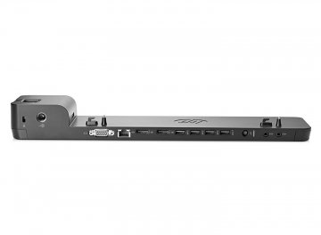 HP 2013 UltraSlim Docking Station Black - notebook docks & port replicators (Docking, Black)