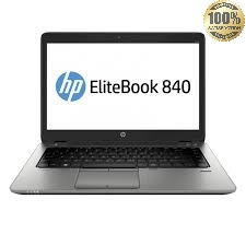HP ELITEBOOK 840 G1 14'' INTEL CORE I5 4300U 2.30 GHZ 8 GB DI RAM 256 SSD WINDOWS 7 -10 PRO-GARANZIA 12 MESI