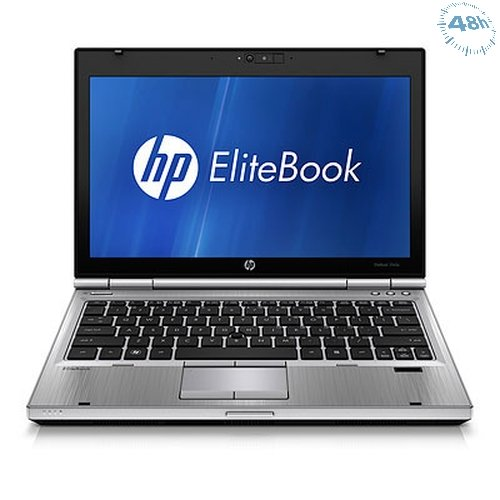 "HP EliteBook 2560p 2.3GHz i5-2410M 4GB-250 HD WIFI-CAM 12.5"" 1366 x 768Pixel CON WINDOWS 7 -10 PRO"