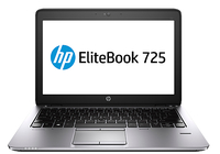 "HP EliteBook 725 G2 3.2 GHz Max Turbo A8 PRO-7150B 12.5"" 4GB-500HD –WIFI-WEBCAM-GARANZIA 12 MESI"