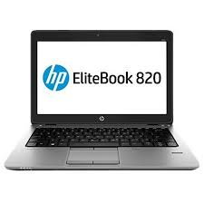 "HP EliteBook 820 G1 1.6GHz i5-4200U 12.5"" 4GB-320 1366 x 768 wifi-webcam CON WINDOWS 7 O10 pro"