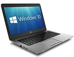 "HP EliteBook 840 G1  2.9GHz max turbo  i5-4200U 14"" 4GB 320 HD -WINDOWS 7 o 10 PRO"