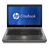 "HP EliteBook 8470W 14"" Notebook PC - Intel Core i7-3720QM 2.6GHz 8GB 500GB DVDRW Windows 7-10 Professional con scheda video dedicata amd radeon hd75m 1gb"