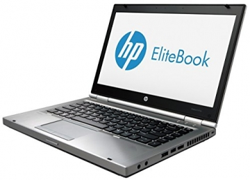 "HP EliteBook 8470w 2.6GHz i5-3320M 14"" 4GB-500HD 1GB SCHEDA VIDEO DEDICATA 1600 x 900Pixel Workstation mobile-WINDOWS 10 –GARANZIA 12 MESI"