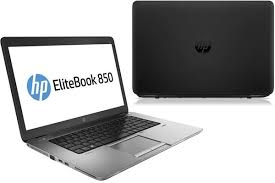"HP EliteBook 850 G1 2.9GHz max turbo i5-4300U 4° GENERAZIONE  FULL HD 15.6"" 8GB-500 HD  –WEBCAM-WIFI-SCHEDA VIDEO DEDICATA DA 1GB -WINDOWS 7-10 PRO-Garanzia 12 mesi"