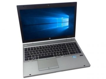 HP EliteBook 8560p  15.6 2,3 GHz Intel® Core™ i5 di seconda generazione i5-2410-2520M 8 GB-500 HD-Windows 10-pro