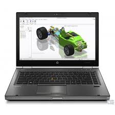 "HP EliteBook 8760w 3.4GHz MAX TURBO - i7- 2620M 17.3"" 1TB -500 SSD  16 gb- 1600 x 900Pixel Nero, Grigio Scheda video dedicata da 2gb nvs 3000."