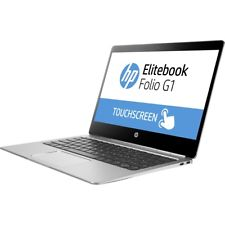"HP EliteBook Folio 1020 G1 2.6GHz max turbo M-5Y51 12.5"" 8 GB-180 SSD Touch Screen 1920 x 1080Pixel con Windows 10-7 pro -Garanzia 12 mesi"