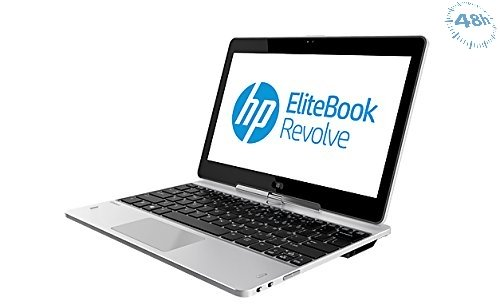 HP EliteBook Revolve 810 G2 i7-3687u 8 gb 128 ssd 2.1GHz windows 10 pro garanzia 12 mesi