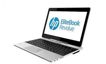 HP EliteBook Revolve 810 G1 i7-3687u Touch-Screen 8 gb 128 ssd 2.1GHz windows 10 pro garanzia 12 mesi