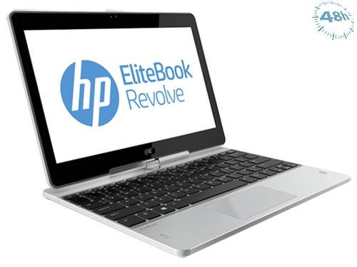 "HP EliteBook Revolve 810 G1 touch screen 11.6"" Business Tablet PC Intel Core i5-3437U 1.9 GHz 4GB RAM 128GB SSD"