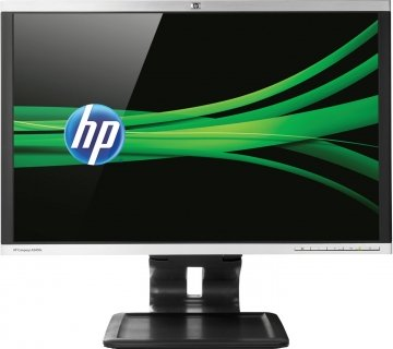 "HP LA2405x 24"" LED LCD Monitor - 16:10 - 5 ms - Adjustable Display Angle - 1920 x 1200 - 250 Nit - 1,000:1"