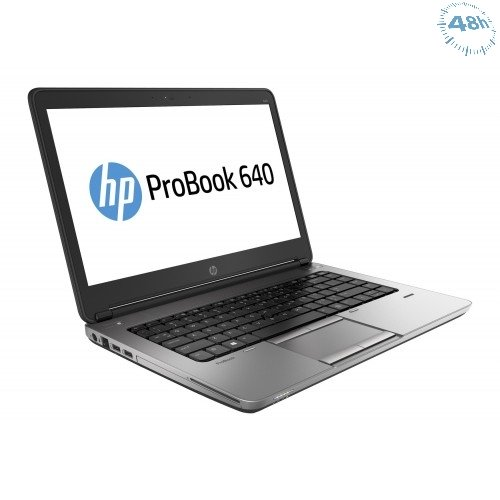 HP PROBOOK 640 G1, INTEL CORE I5-4300M, 14.0, 3.1 GHZ (max turbo) 4GB-500HD-WIFI-WEBCAM WINDOWS 10
