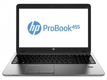 "HP ProBook 455 G1 4 GB 320HD 2.5GHz A4-4300M 15.6"" 1366 x 768Pixel WINDOWS 7-10 PRO GARANZIA 12 MESI"