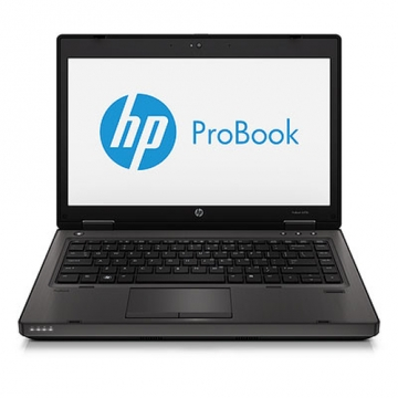 "HP ProBook 6470b 3.1 GHz Max Turbo  i5-3320M 3 GENERAZIONE 14"" 4GB-320 HD DVD-WIFI-WEBCAM CON WINDOWS 7 o 10 Pro"