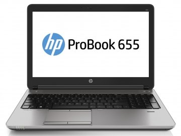 "HP ProBook 655 G1 –AMD A8-4500M 15.6"" 8GB-256 SSD  CON SCHEDA VIDEO DEDICATA ATI Radeon HD7640G"