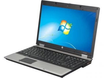 "HP ProBook 6555b AMD Phenom II P520 2.8GHz N620 15.6"" 4GB-320 HD DVD-RW –WIFI-–WINDOWS 7-10 PRO"
