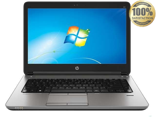 HP Probook 645 G1 Dual-Core A6-Series A6-5350M-2900 4GB-320 HD WIFI-WEBCAM CON WINDOWS 7-10 pro
