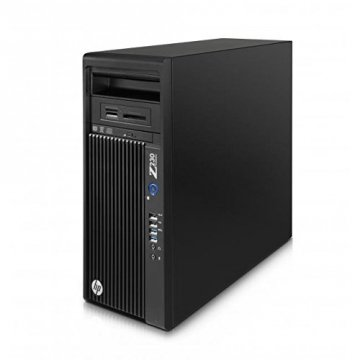 HP Z230 SFF Workstation - 1 x Intel Xeon E3-1226 v3 3.30 GHz - 8GB RAM - 500 HDD - DVD-RW - Intel HD Graphics - Windows 7 Professional 64-bit