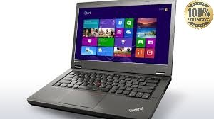 "Lenovo T440p Core I5-4300M 2.6 Ghz 8GB 256 ssd DVD/RW 14.1"" Webcam Win 7 Pro"
