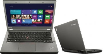 "Lenovo T440p Core I5-4300M 2.6 Ghz 4GB 128SSD  DVD/RW 14.1"" Webcam Win 7-10 Pro"