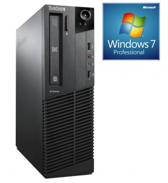 Lenovo ThinkCentre M92p  - Core i5 - 3470 @ 3,6 gHz MAX TURBO- 4 GB RAM - 500 GB HDD - DVD-RW - Win7-10Pro (Ricondizionato Certificato)