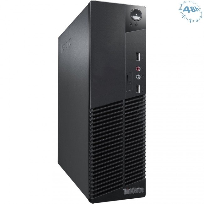 Lenovo ThinkCentre M92p SFF Core I5-3470 Vpro 3.2 Ghz 4GB -256 SSD -DVD/RW Win 7 O 10 Pro-Scheda video dedicata asus da 1gb-wifi usb-tastiera e mouse