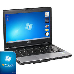 "Lifebook FUJITSU s752 Core i5 3320m 2.6ghz 14"" 6gb 128 ssd WINDOWS 7"