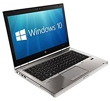 "NOTEBOOK HP EliteBook 8470p Core i5-3340M 2.6GHz 4Gb Ram 500Gb 14.1"" LED HD DVD-RW SCHEDA VIDEO DEDICATA DA 1GB AM Windows 10 Pro"