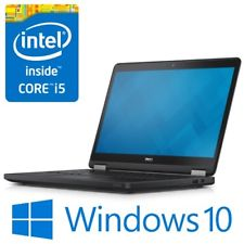 "Notebook Dell Latitude E5450 Core i5-5300U 2.3GHz 4Gb 500HD 14"" WEBCAM Windows 10 Pro"